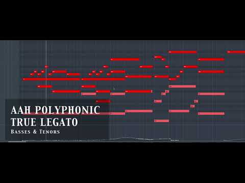Wotan Male Choir Polyphonic True Legato Playthrough