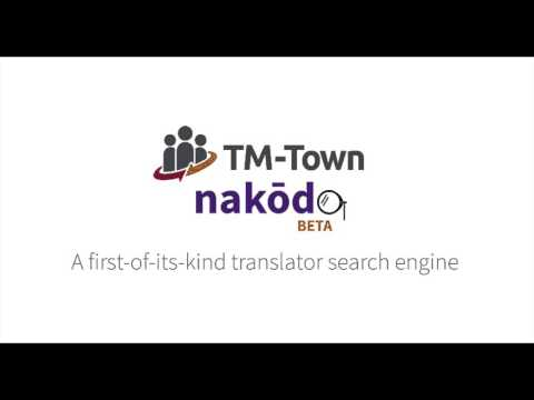 TM-Town - The next-generation platform for freelance translators