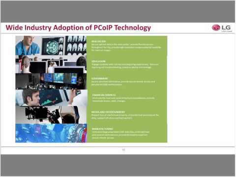 LG Commercial Display: Solution Spotlight Webinar - Zero Client Solutions & UH5B