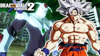 Mastered Ultra Instinct Goku returns as he looks to battle the stro...
