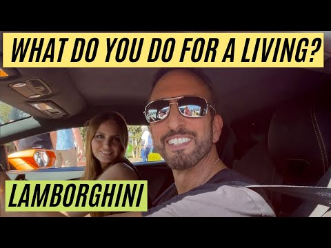 What Lamborghini Owners Do For A Living!