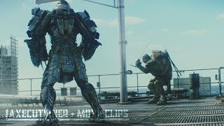 Teenage Mutant Ninja Turtles |2014| All Fight Scenes [Edited]