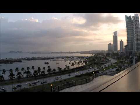 Fast Sunset - Panama City