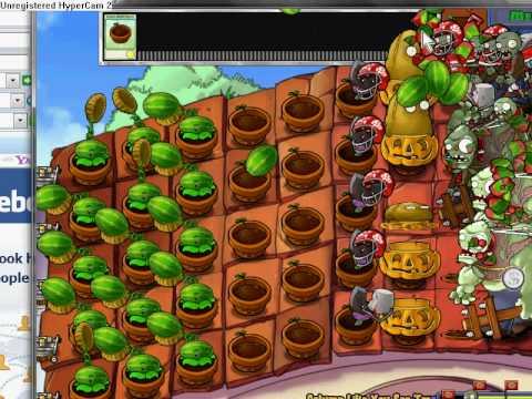 Plants Vs. Zombies IMini Games Column Like You See 'Em.avi