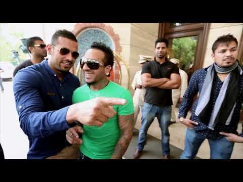 Promotional Tour   Delhi   Romeo Ranjha   Jazzy B & Garry Sandhu   Releasing 16th May 2014