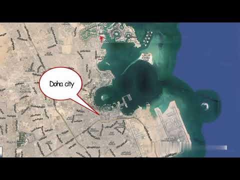 Travel to qatar!! City Tour 2018