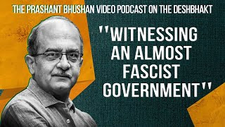 Prashant Bhushan: On Courts / Modi / Kejriwal & more  | Deshbhakt Conversations with Akash Banerjee