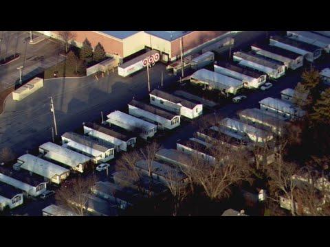 Residents of Clintonville trailer park nervous about development possibilities