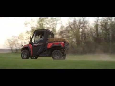 Cole - WATCH:  Tracker Off Road Vehicles