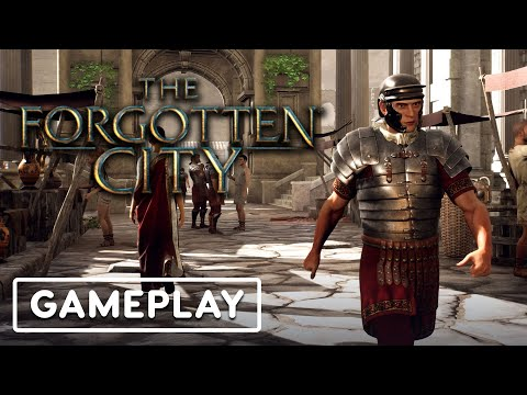 The Forgotten City - 8 Minutes of Exclusive Gameplay | Summer of Gaming 2020