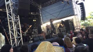Crossfaith - Photosphere - Soundwave Adelaide 2015
