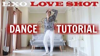 [MIRRORED/SLOW SPEED] EXO 'LOVE SHOT' DANCE TUTORIAL