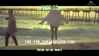 Gambar cover TAEYEON feat. DEAN - STARLIGHT Music Video Lyrics Han|Rom|Eng