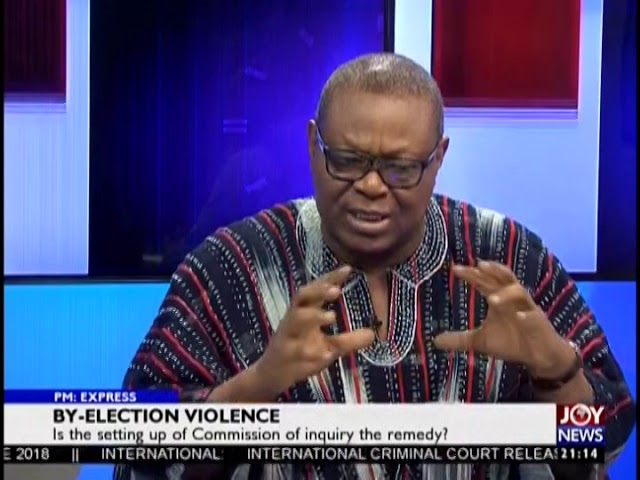 By-Election Violence - PM Express on JoyNews(6-2-19)