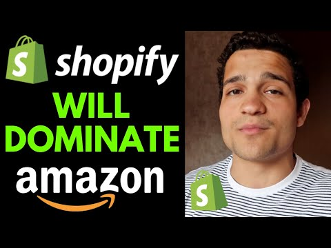 How Shopify Will Challenge Amazon (Must Watch) thumbnail