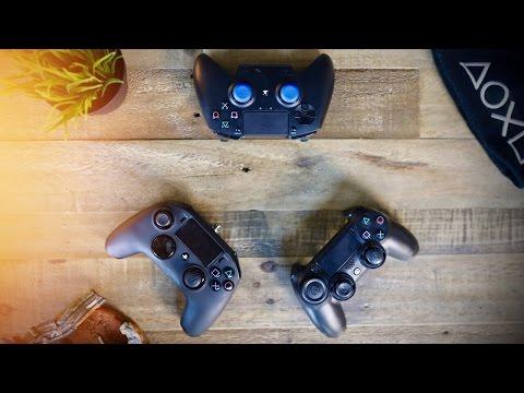 Best PS4 Controller Razer vs Scuf vs Nacon!
