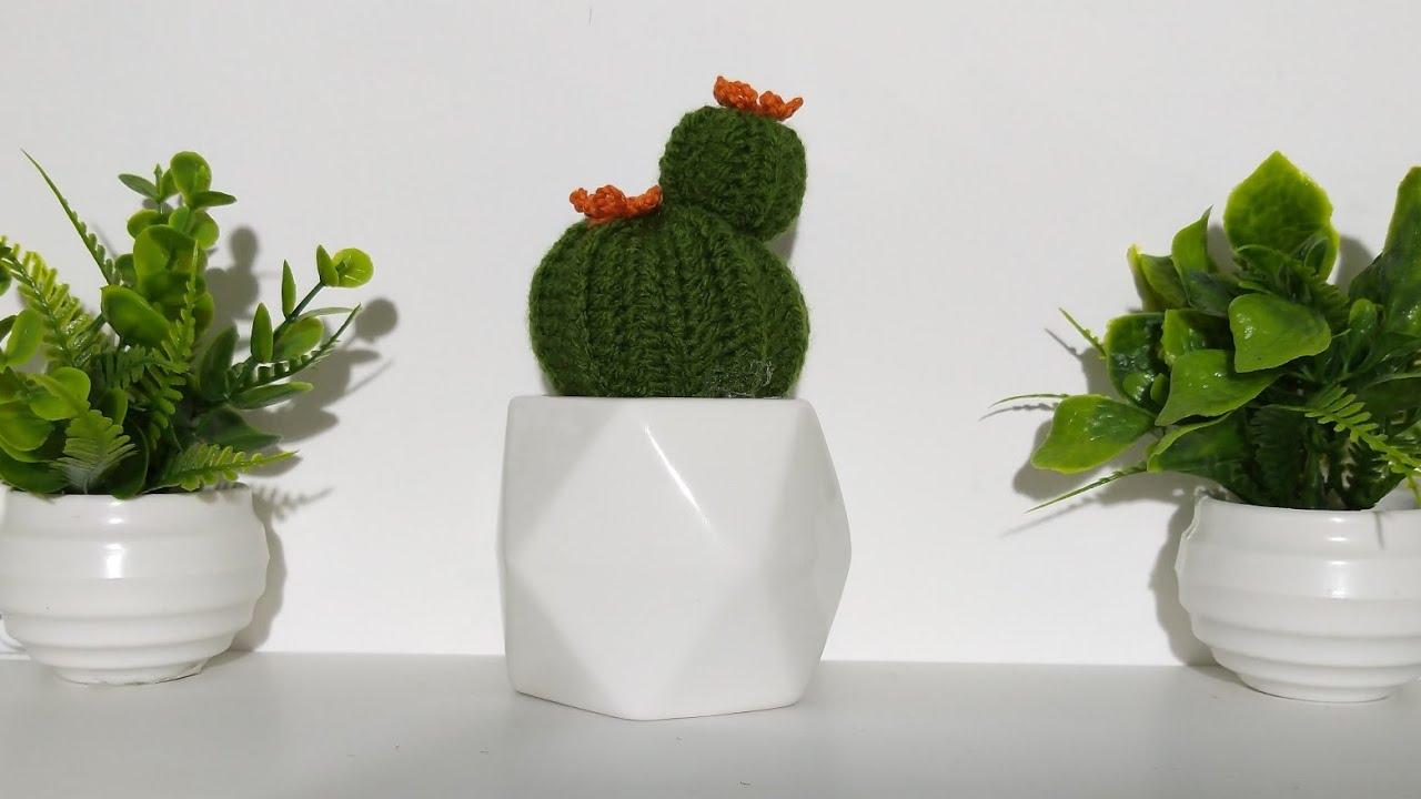 Tutorial de crochet/gancillo, cactus estrellado - YouTube (con ... | 720x1280