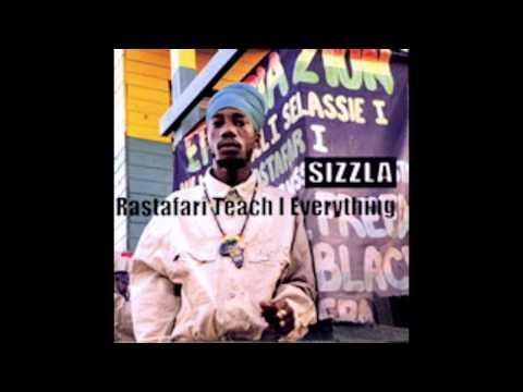 Rastafari Teach I Everything - Sizzla [Rastafari Teach I Everything]