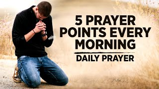 A Beautiful Morning Prąyer To Bless You   5 Prayer Points to Start Your Day