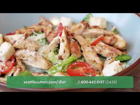 Seattle Sutton's Healthy Eating Life Is Constantly Changing Commercial