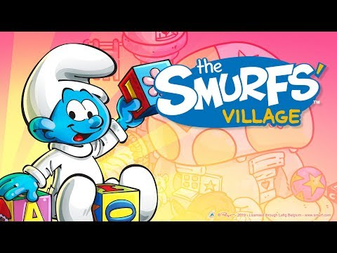 Village des Schtroumpfs