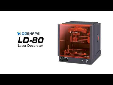 The LD-80 Laser Decorator