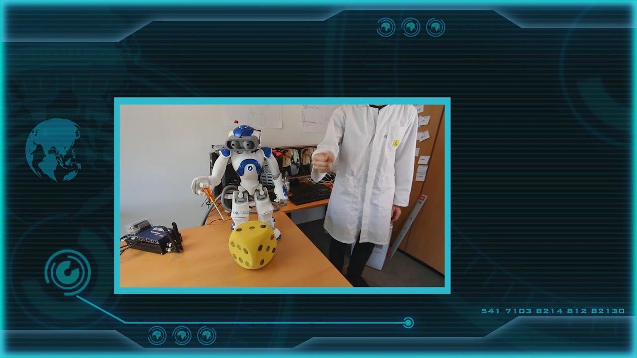 Telepresence robotics with Nao and Kinect - IoT Agenda