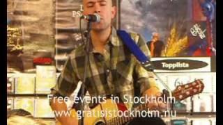 Nikola Sarcevic - Live at Bengans, Stockholm 4(4)