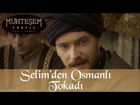 Şehzade Selim'den Osmanlı Tokadı - Muhteşem Yüzyıl 106.Bölüm