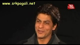 "Shah Rukh Khan on ""Seedhi Baat"", interview, 2006, rus sub"