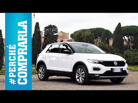 Volkswagen T-Roc (2018) | Perché comprarla... e perché no
