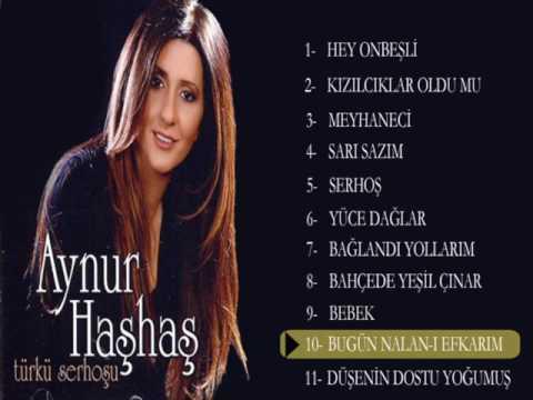 Aynur Haşhaş - Bugün Nalan-ı Efgânım [Official Audio]