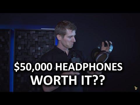 Sennheiser Orpheus $50,000 Headphones -...