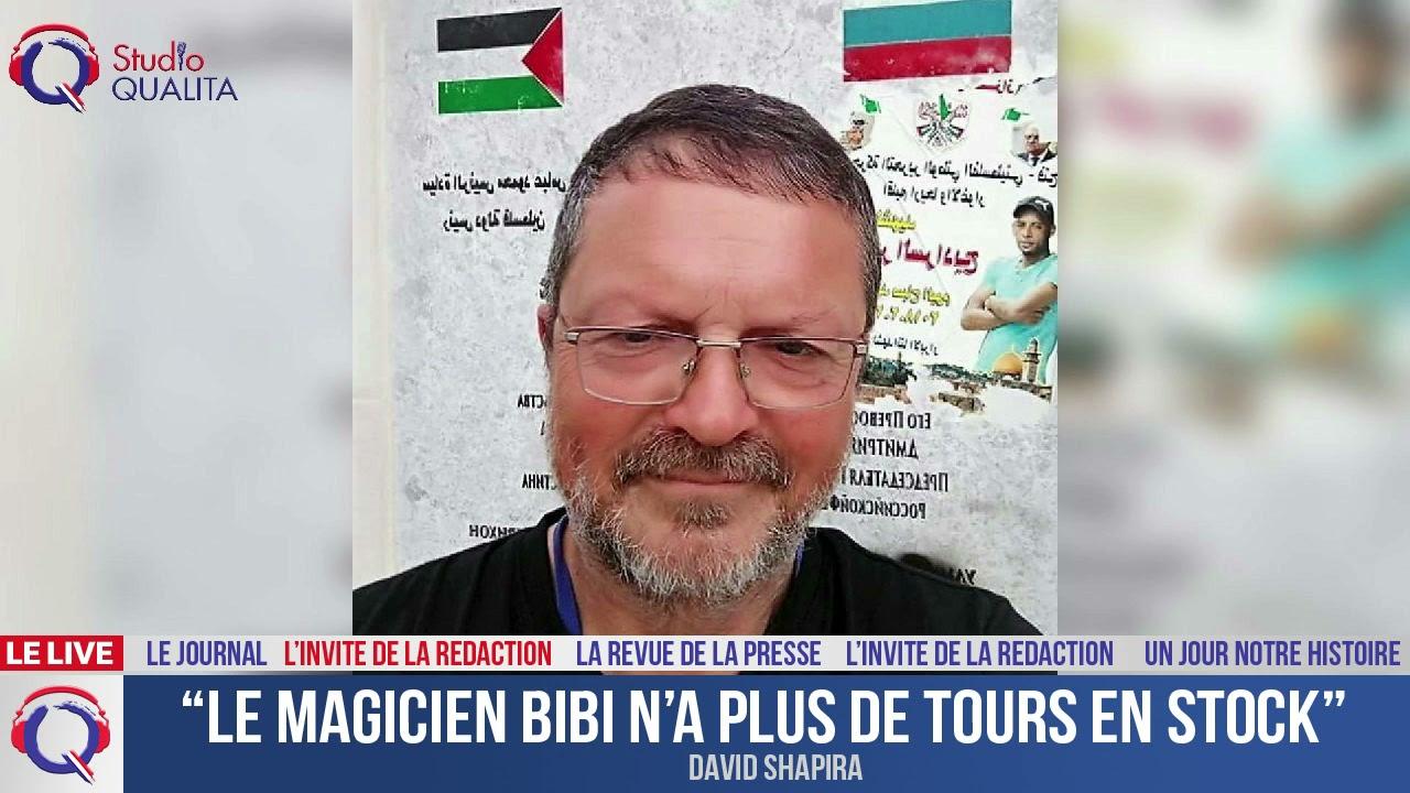 """""""Le magicien Bibi n'a plus de tours en stock"""" - L'invité du 29 avril 2021"""