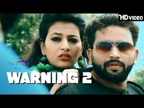 Haryanvi   Songs  - Warning 2 - New Haryanvi Songs Haryanavi 2017 - VK Punjabi  Taniya  MR Time