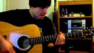 Gunslinger acoustic/vocal cover