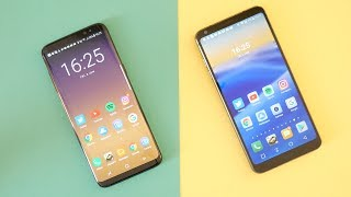 🔥 Is The S8 SLOWER Than the LG G6?? - SPEED TEST COMPARISON: Galaxy S8 Vs. LG G6 | Sami Loyal