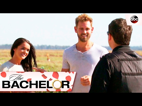 Nick and Raven Get Pulled Over By a Police Officer - The Bachelor 21x8