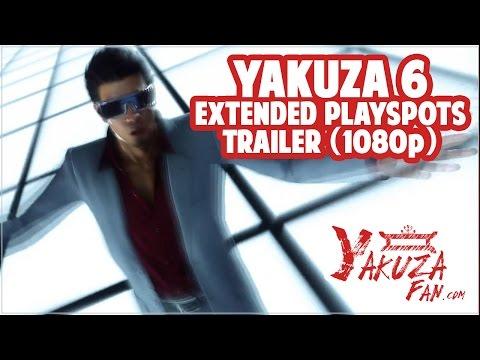 Extended Playspots Trailer - Ryu Ga Gotoku 6 / Yakuza 6 [TGS 2016]