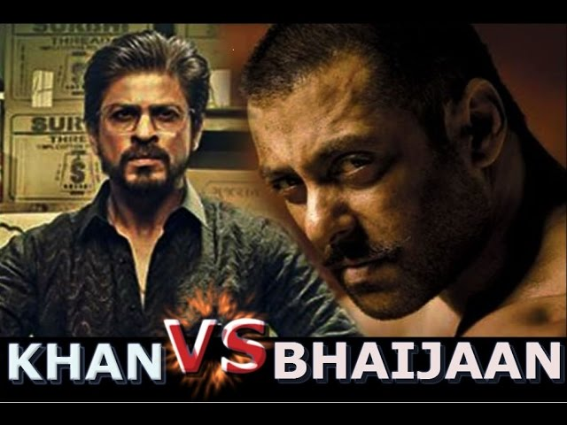 King khan vs Bhaijaan
