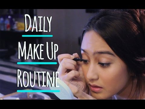 Daily Make Up Routine - Salshabilla