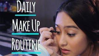 Daily Make Up Routine Salshabilla