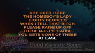 Gin And Juice - Snoop Dogg (Lyrics Karaoke) [ goodkaraokesongs.com ]