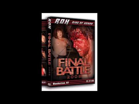 ROH Classics Final Battle 2008 Review