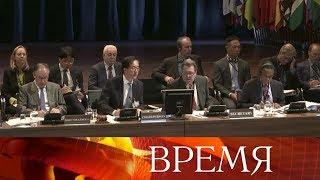 Начатый Западом раскол Организации по запрещению химоружия углубляется, несмотря на усилия России.