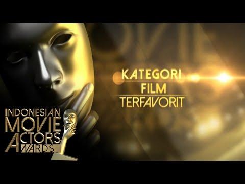 Kategori Film Terfavorit [Indonesian Movie Actors Awards 2016] [30 Mei 2016]