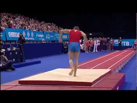 Grigory Noskov (RUS) - 2011 World Tumbling - TF