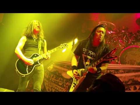 The New Order | Testament Live @ Livewire, Scottsdale, AZ (05/17/17)