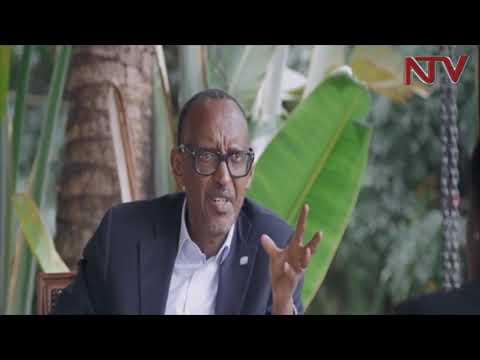 Kagame comments on Rwanda relations with Uganda, Burundi