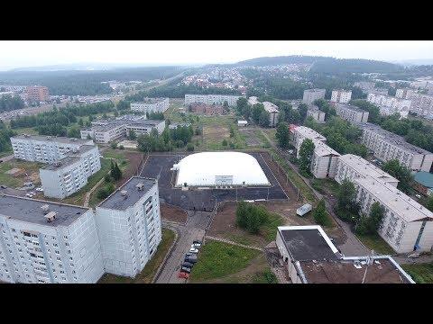 Усть-Илимск 4й, 11й микрорайоны. 11.07.2018